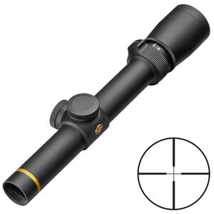 "Leupold VX-3i Riflescope 1.5-5x20 Duplex Reticle 1"" Matte Black 170675"