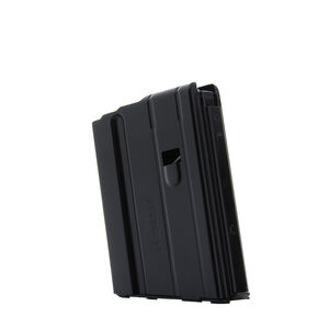 DURAMAG By C-Products Defense AR-15 Magazine 7.62x39mm 5 Rounds Stainless Steel Black 0562041185