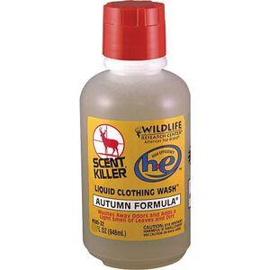 Wildlife Research Center Scent Killer H-E Autumn Formula Liquid Clothing Wash 18 fl. oz.