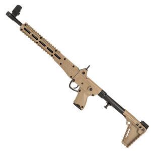 "Kel-Tec SUB-2000 G2 .40 S&W Semi Auto Rifle 16.25"" Barrel 10 Rounds M-Lock Compatible GLOCK 22/23 Magazines Adjustable Stock Tan Finish"