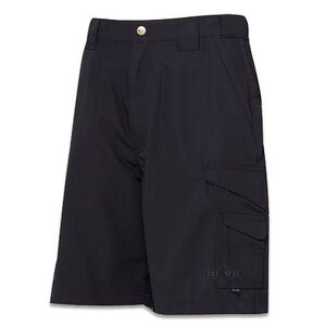 "Shorts 24-7 Ripstop 42"" Waist Black 10 Pockets Teflon Coated Tru-Spec Tactical"