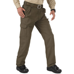 "5.11 Tactical Men's Tactical Pants Cotton 30"" Waist 32"" Inseam Tundra 74251"