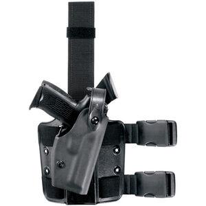 Safariland 6004 Self Locking System SLS Tactical Holster for Beretta 92  Right Hand STX Black 6004-73-121