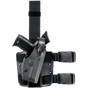 Safariland 6004 SLS Tactical Holster Fits GLOCK 17/22 with Streamlight TLR-2 Right Hand Hardshell STX Tactical Black