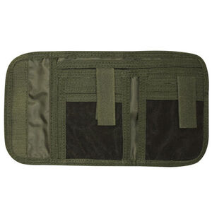 Fox Outdoor Advanced Tactical Wallet Olive Drab
