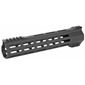 "Sharps Bros. AR-15 10"" Ultra Lite M-LOK Free Float Hand Guard 6061-T6 Aluminum Hard Coat Anodized Matte Black Finish"