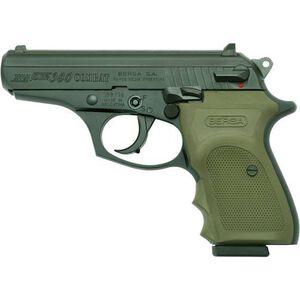 "Bersa Thunder 380 Combat .380 ACP Semi Auto Pistol 3.5"" Barrel 8 Rounds OD/Black"
