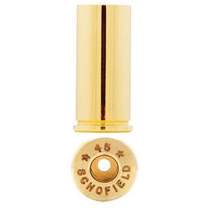 Starline .45 Schofield Unprimed Brass Cases 100 Count 45SEUP-100