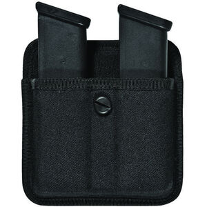Bianchi PatrolTek Triple Threat II Double Magazine Fits Most Double Stack 10mm/.45 Magazines Nylon Black