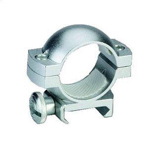 "1"" Aluminum Ring Medium Silver"