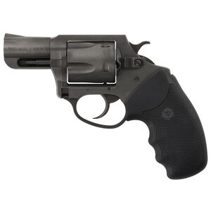 """Charter Arms Pitbull Revolver 9mm 2.2"""" Barrel 5 Rounds Rubber Grips Black Nitride"""