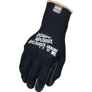 Mechanix Wear Knit Nitrile Glove Small/Medium Black