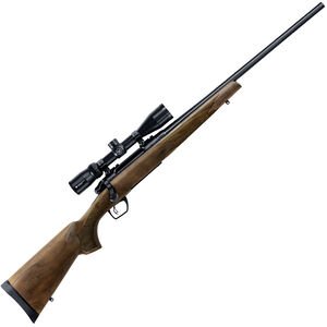"Remington 783 Combo Package Bolt Action Rifle .308 Win 22"" Barrel 4 Rounds with Vortex 3-9x40 Scope and Crossfire Trigger Walnut Stock Blued"