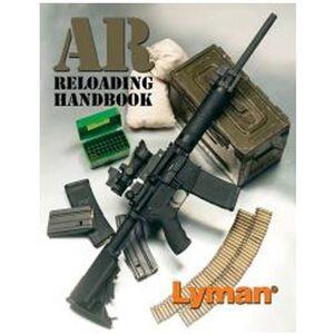 Lyman AR-15 Reloading Handbook Paper Back 9816045
