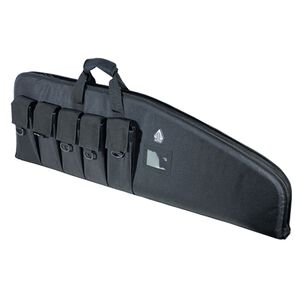 "Leapers UTG DC Series Tactical Gun Case 42"" Water Resistant Black PVC-DC42B-A"