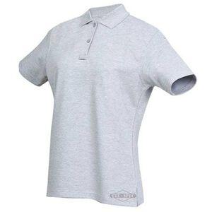 Tru-Spec 24/7 Series Ladies Short Sleeve Polo Cotton/Poly Small Heather Grey 4397003