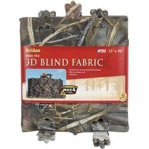 Allen Omni Tex Blind Fabric Realtree Max 4 Camo Finish
