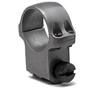 """Ruger 1"""" Scope Ring High Target Grey Stainless"""