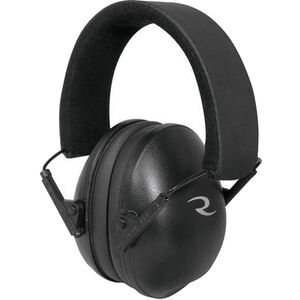 Radians CSE40BX Tactical Folding Passive Earmuff Black