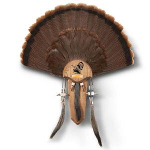 Hunter's Specialties Three Beard Mounting Plaque Turkey Trophy Oak 06949