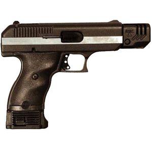 "Hi-Point 380ACP Semi Auto Handgun .380 ACP 3.5"" Barrel with Compensator 8 Rounds Polymer Frame Black/Chrome CF380COMP"