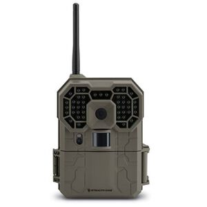 Stealth Cam GX Wireless 12.0 Megapixel Infrared Game Camera 1080P HD Video Recording 32GB SD Card Slot External LCD Status Display IOS/Android Compatible Grey STC-GX45NGW