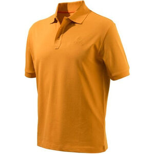 Beretta Special Purchase Men's Corporate Polo Short Sleeve Large Cotton Gold