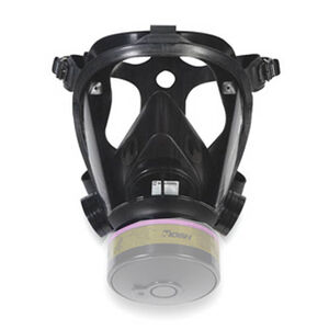 Honeywell Survivair Opti-Fit Tactical Mask Facepiece, w/ 5-Point Strap, Large