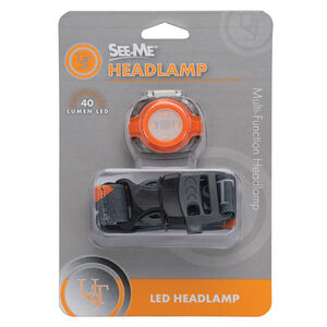 Ultimate Survival Technologies See-Me Headlamp 20-12139
