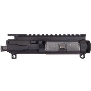 Sharps Bros. AR-15 Upper Receiver Assembly 7075-T6 Billet Aluminum Hard Coat Anodized Matte Black Finish
