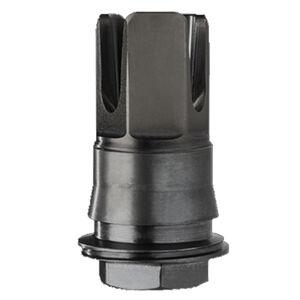 SIG Sauer CQB Flash Hider Muzzle Device 7.62 NATO 5/8x24 TPI 17-4 Stainless Steel Matte Black Finish SRD76258X24