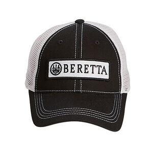 Beretta Patch Trucker Hat Beretta Patch OSFM Black