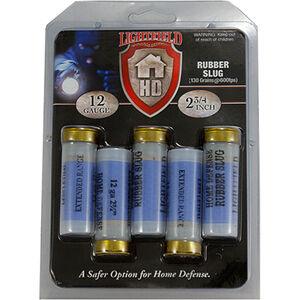 """Lightfield Home Defender 12ga 2-3/4"""" Rubber Slug 600 fps 5rds"""