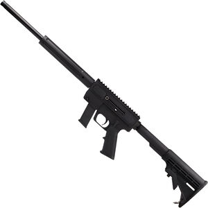 "Just Right Carbine Takedown Combo Semi Auto Rifle 9mm 17"" Barrel 17 Rounds with Sling Pack Tube Style Forend Black"