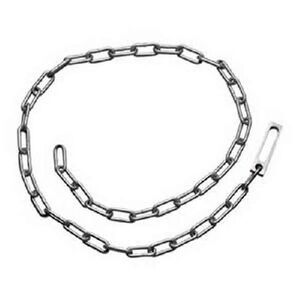 S&W 1840 Chain Restraint Belt, Stainless Steel