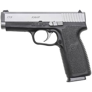 Kahr Arms CT9 Semi Auto 9mm 8 Rounds Stainless Slide