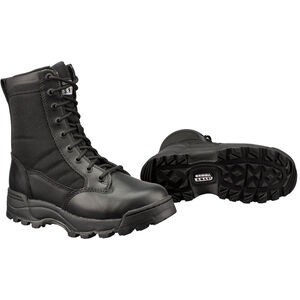 "Original S.W.A.T. Classic 9"" Women's Boot Size 9 Regular Non-Marking Sole Leather/Nylon Black 115011-9"