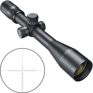 Bushnell Engage 4-16x44mm Riflescope Deploy MOA Reticle 30mm Main Tube TLT Turrets Side Focus Parallax Matte Black