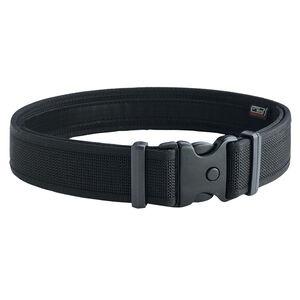 Uncle Mike's Ultra Duty Belt Nylon Webbing Plain Large Black 70781