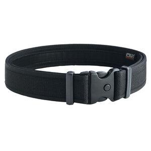 Uncle Mike's Ultra Duty Belt Nylon Webbing Basketweave XL Black 70951