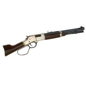 "Henry Mare's Leg Lever Action Pistol .44 Magnum 12.9"" Barrel 5 Rounds Walnut Stock Brass Receiver H006ML"