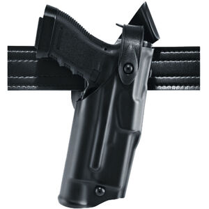 Safariland 6360 ALS/SLS Mid-Ride Duty Holster Fits S&W M&P Full Size with Light Nylon Look Black