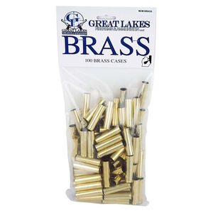 Great Lakes Firearms and Ammunition .500 S&W Magnum New Unprimed Brass 100 Pack B687634