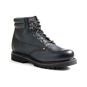 Dickies Raider Soft Toe Men's Work Boot Size 7 Black