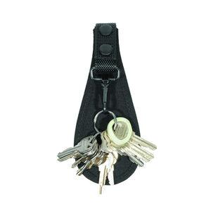 "BLACKHAWK! Open Key Holder 2.25"" Belt Codura Black"