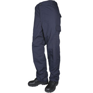 Tru-Spec Men's Basic BDU Pants Medium/Regular Navy