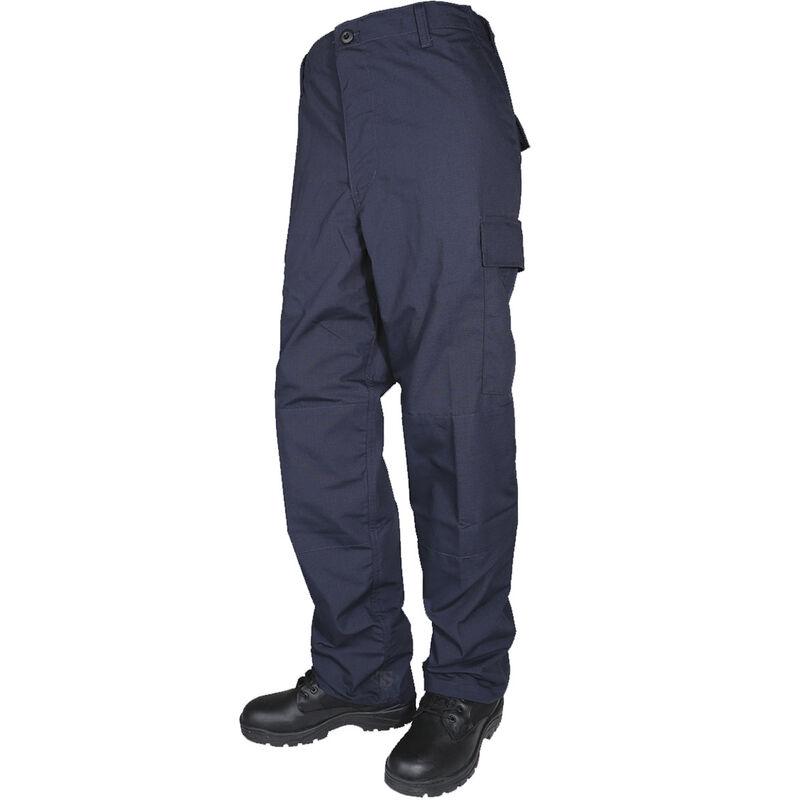 Tru-Spec Men's Basic BDU Pants Medium/Regular Navy