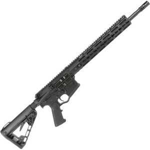 "ATI Omni Hybrid Maxx AR-15 Semi Auto Rifle 5.56 NATO 16"" Barrel 30 Rounds Metal 13"" Key-Mod Handguard Collapsible Stock Black"
