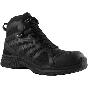 Altama Aboottabad Trail Mid Men's Boot 10.5 Wide Black