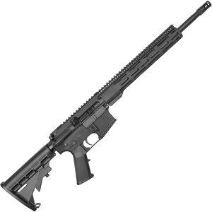 "Radical Firearms 5.56 NATO AR-15 Semi Auto Pistol 16"" SOCOM Barrel 30 Rounds 12"" Free Float M-LOK FCR Handguard Collapsible Stock Black"